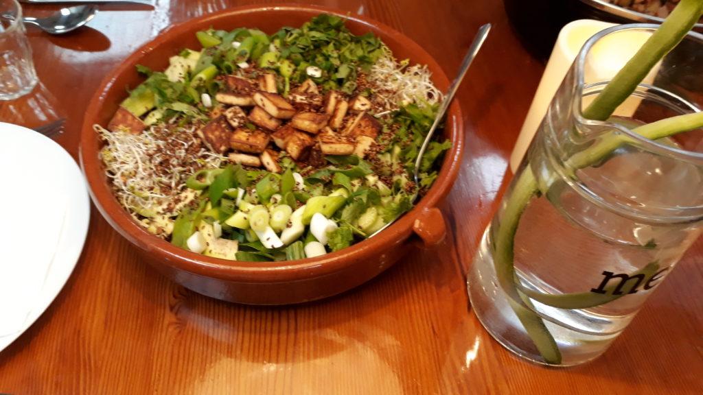 klipper nova Cura heerlijke maaltijd