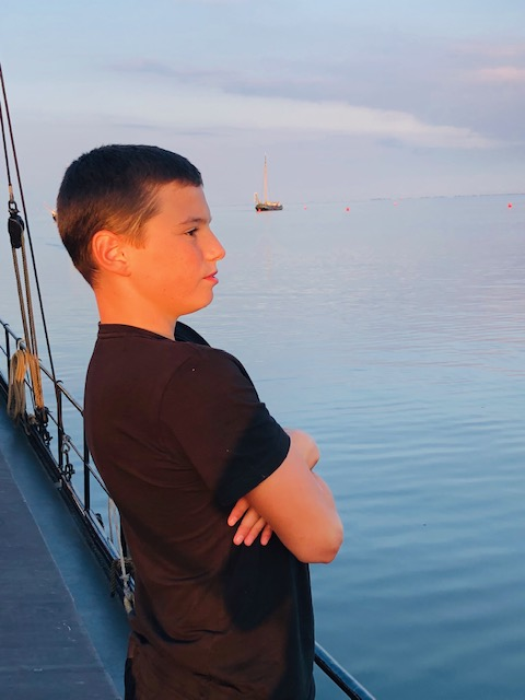 klipper nova cura rust Waddenzee uitzicht