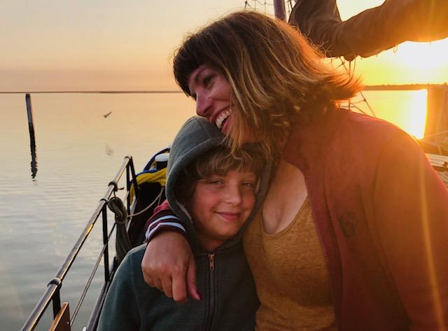 klipper nova Cura gezin vakantie
