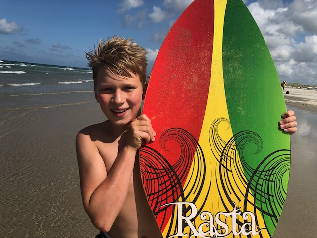 klipper nova cura strand plezier Ameland