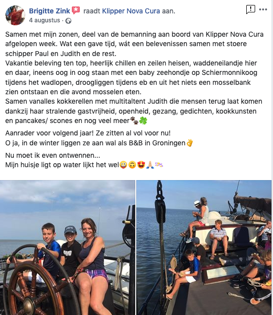 klipper nova Cura goede recensie